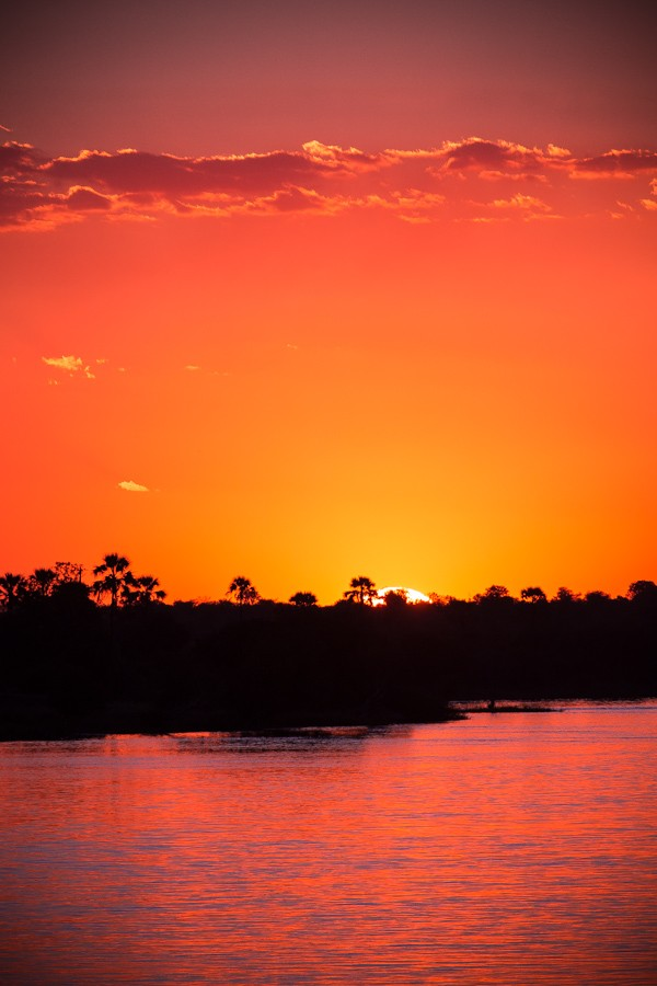 Victoria Falls Sunset Cruise