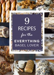 9 Innovative Recipes for the Everything Bagel Lover. You'll want to make them all!