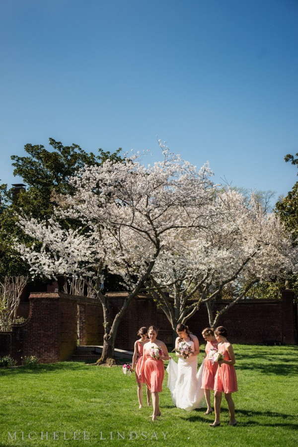 Oxon Hill Wedding | Michelle Lindsay Photography