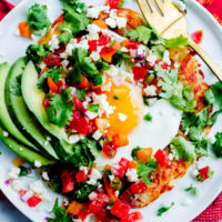 Mexican Hash Brown Stack
