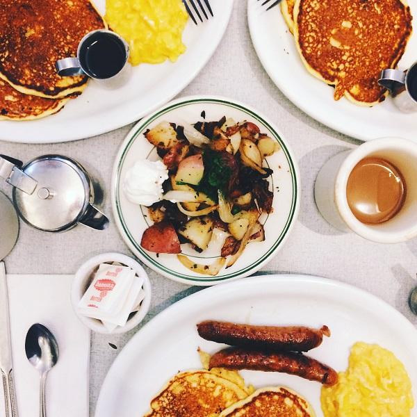 Bette's Oceanview Diner Berkeley California