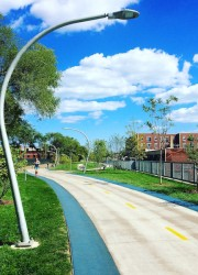 Bloomingdales Trail Chicago