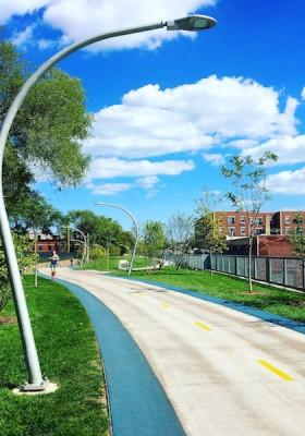 Bloomingdales Trail Chicago