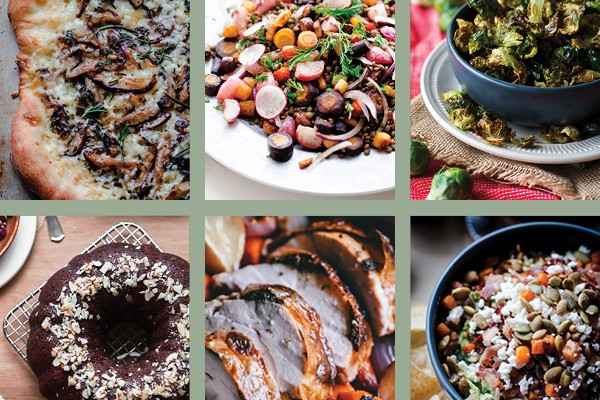 12 Recipes to Make This Fall! www.bloggingoverthyme.com