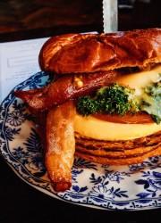 Breakfast Sandwich - The Allis Chicago