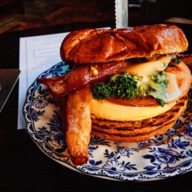 Breakfast Sandwich - The Allis Chicago