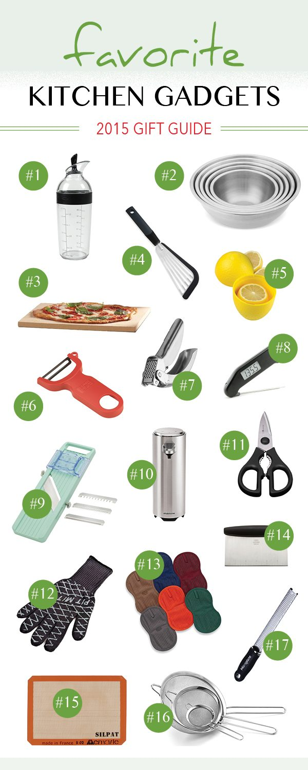 favorite kitchen gadgets gift guide 17 gift ideas for food lovers and home cooks - Kitchen Gadget Gift Ideas