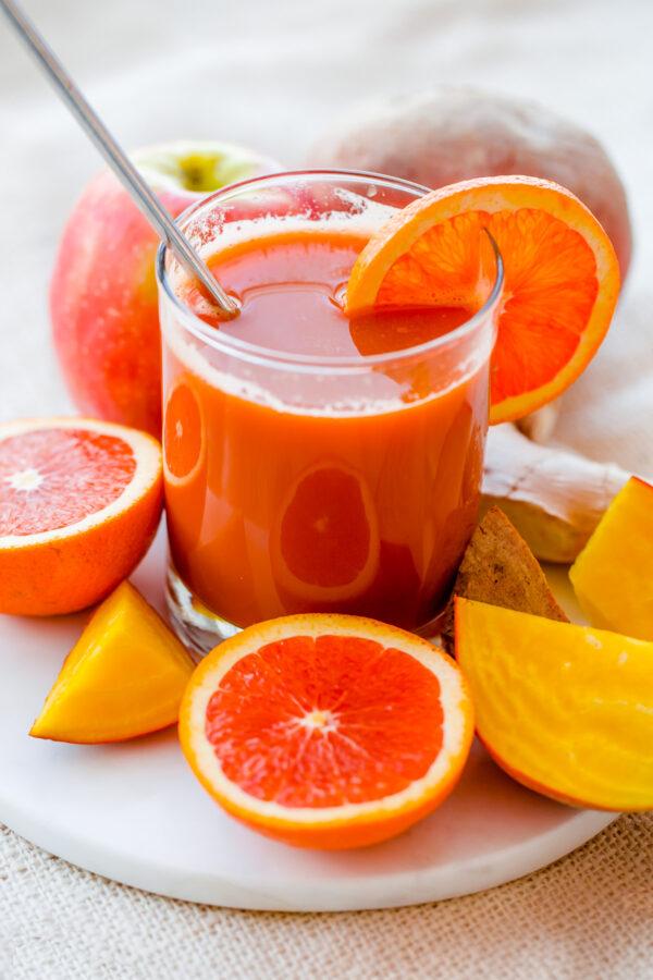 Orange Giner Splash Pressed Juice