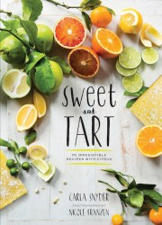 Sweet and Tart Cookbook by Carla Synder
