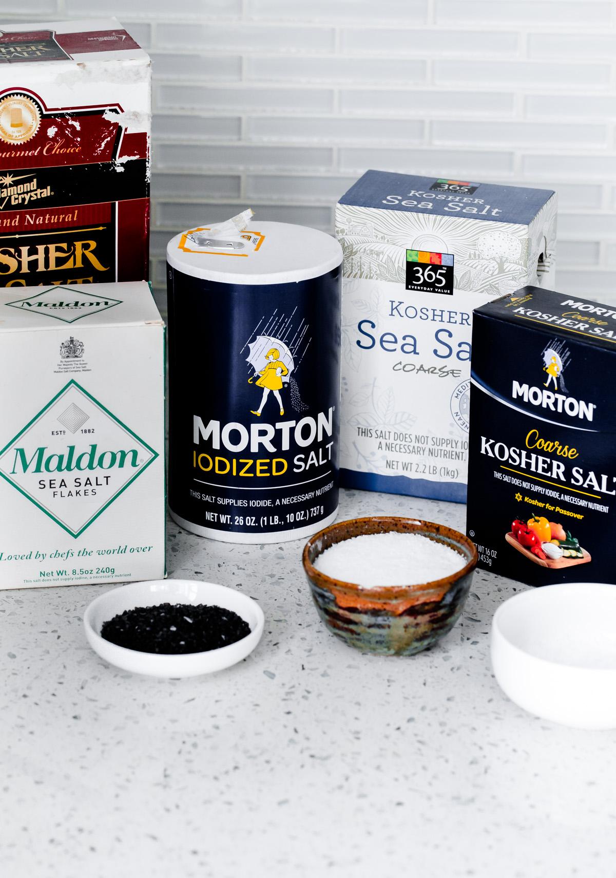 ABP kitchen essentials salt A Beautiful Plate