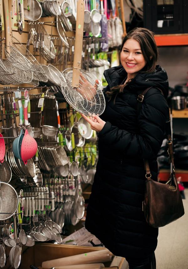 Chicago Getaround Adventure - exploring Chicago's Joong Boo Market