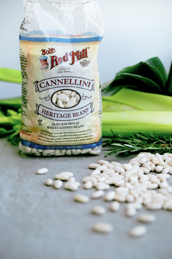 Cannellini Bean Soup Ingredients