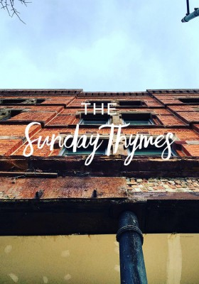 The Sunday Thymes - A Beautiful Plate