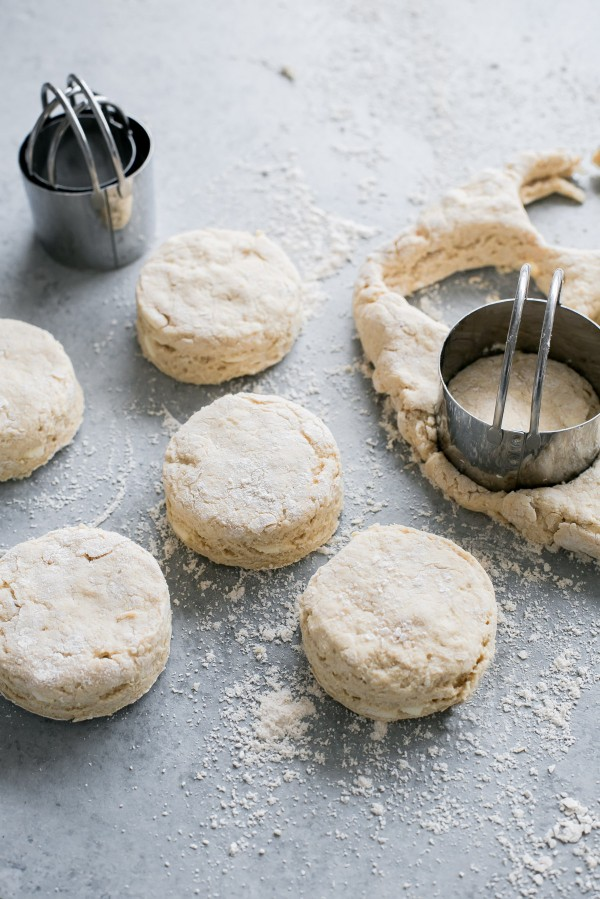 Easy Whole Wheat Biscuits. These 100% whole grain biscuits come together in less than 30 minutes! The perfect quick dinner side.