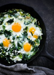 sauteed-dandelions-with-eggs-leeks-and-feta-1-8