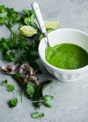 Green Chile Adobo Sauce