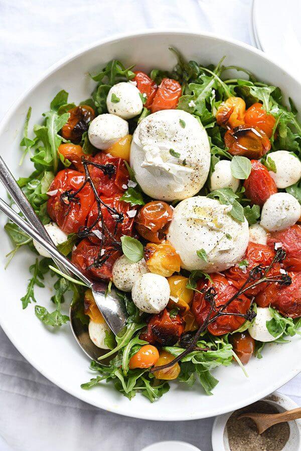 Roasted-Tomato-Caprese-Salad-foodiecrush.com-028