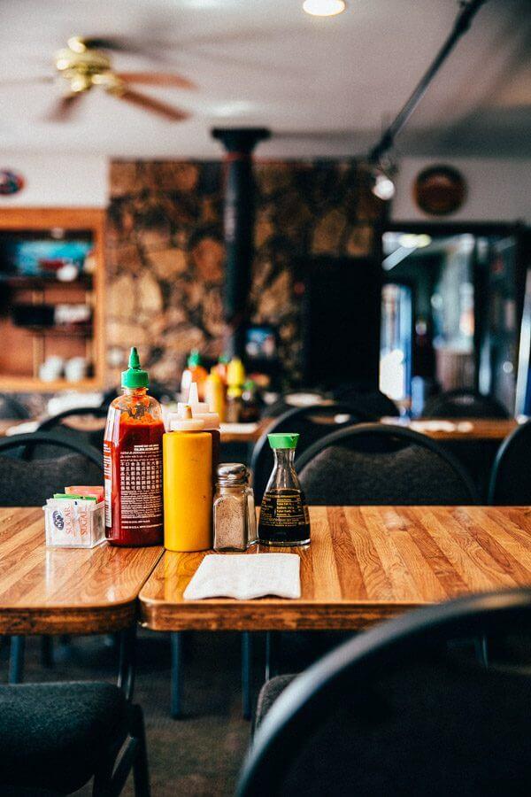 Powder House Restaurant - Cordova, Alaska