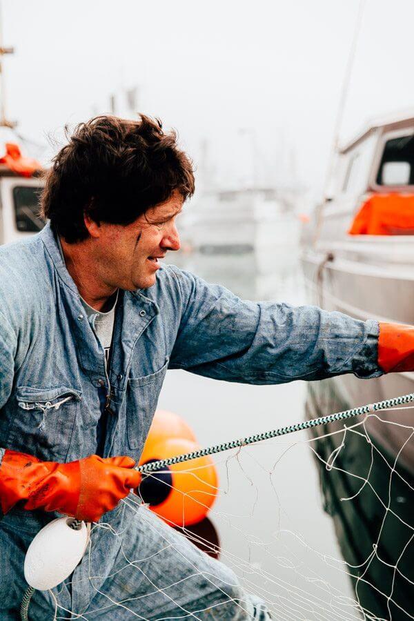 Salmon Fishing in Cordova, Alaska