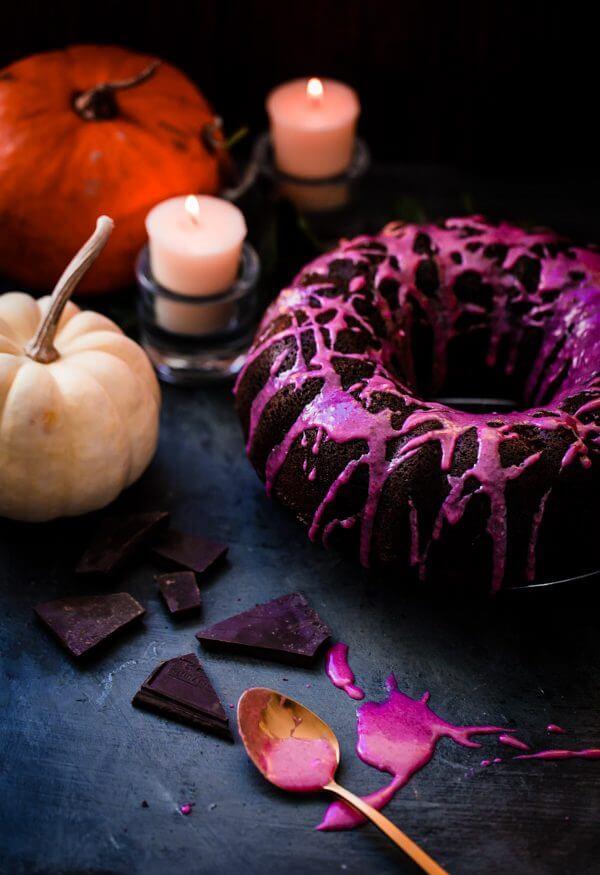 Chocolate Beet Bundt Cake