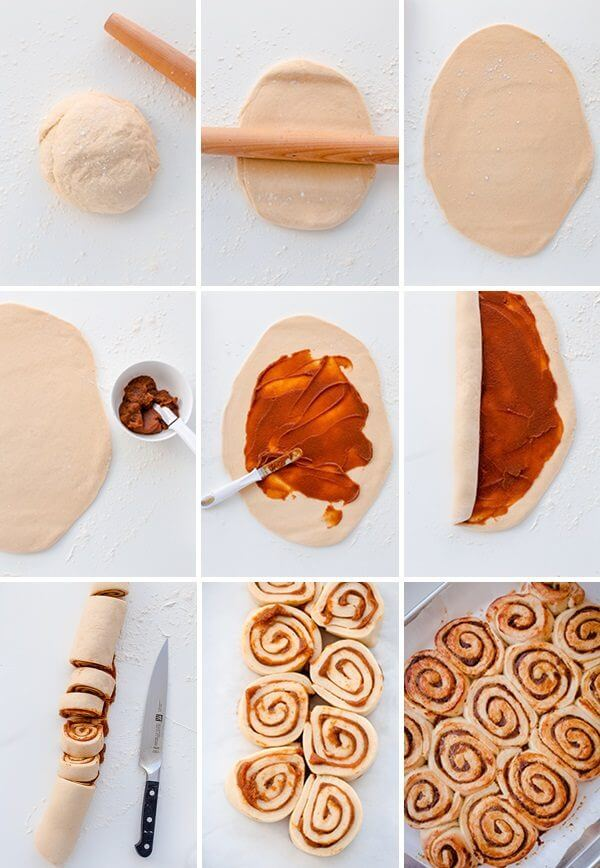 How to Make Pumpkin Butter Rolls with Creme Fraiche Frosting