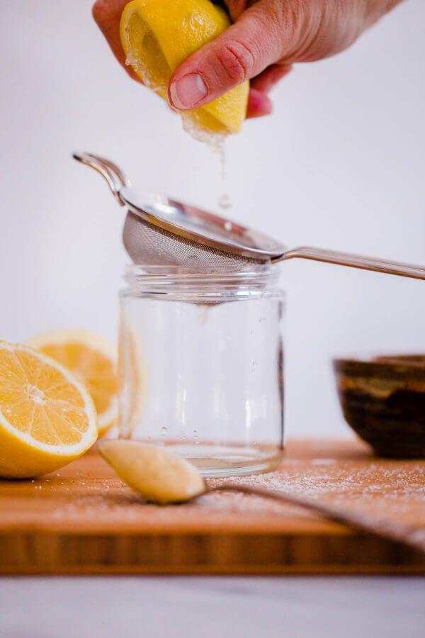 recipe: best lemon vinaigrette dressing [30]