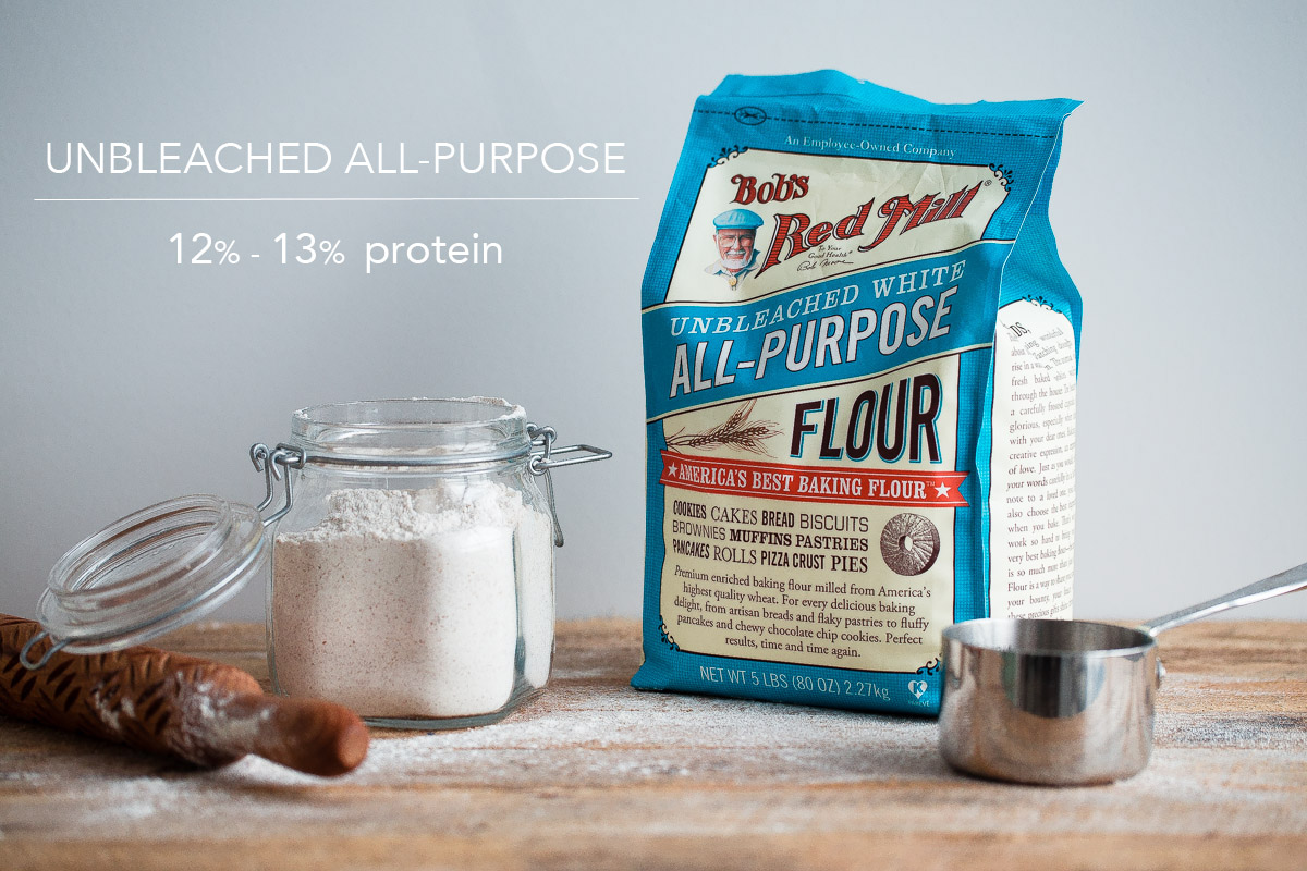 Flour 101: Different Kinds of Flours for Baking and the Fundamental Differences Between Them. An incredibly helpful baking reference post!
