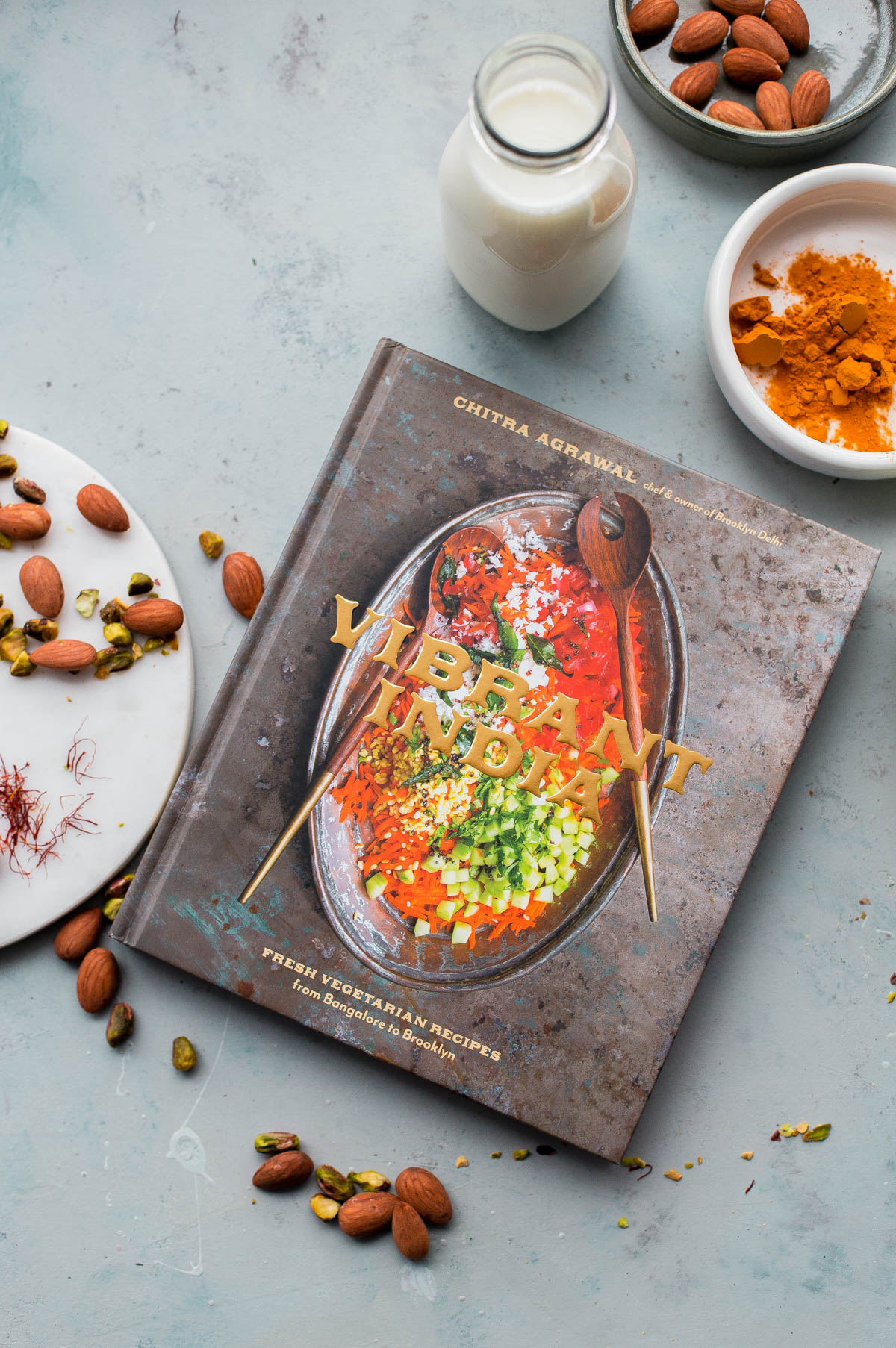 Vibrant India Cookbook