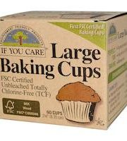 Natural Baking Cups