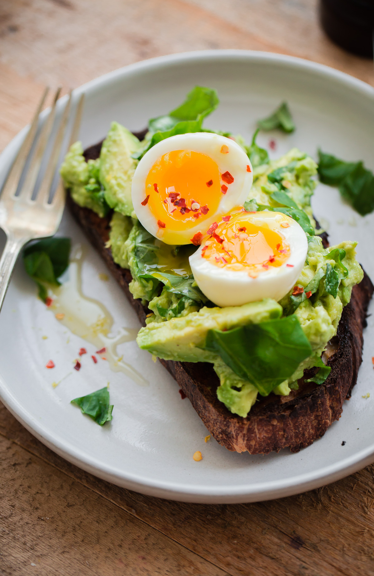 Fancy Avocado Toast - 10 Mother's Day Recipe Ideas. Sweets and dessert recipes to spoil your mama!