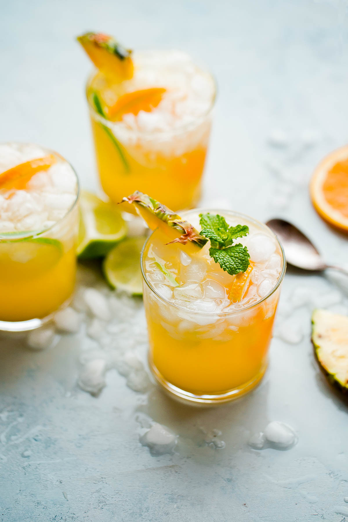 Watch 15 Cocktails Using Ginger Beer, Summers Coolest Mixer video