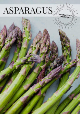 Ingredient Spotlight: Asparagus