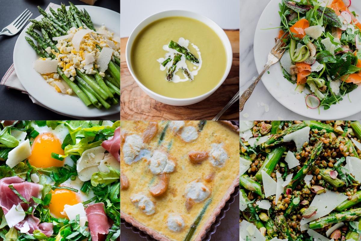 Asparagus Recipe Inspiration