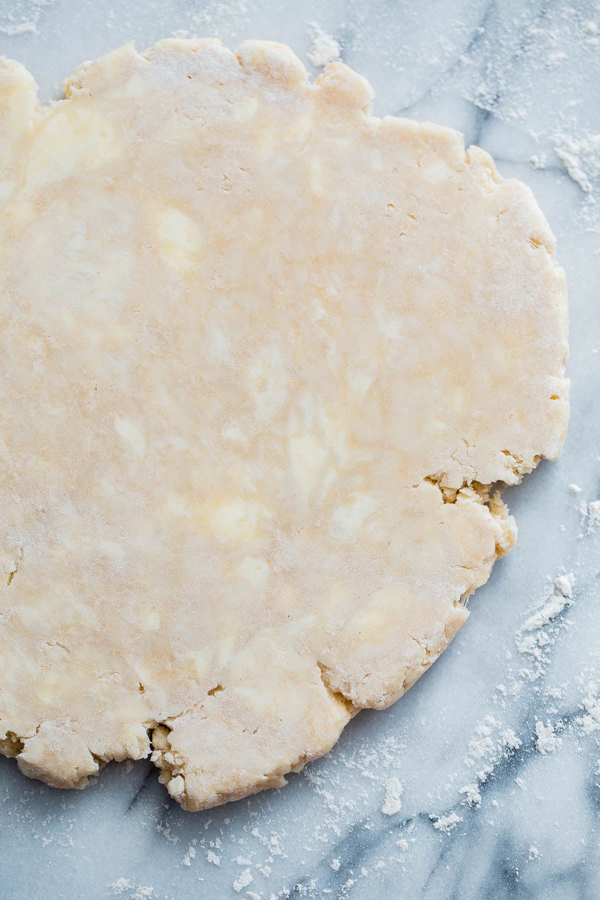 How to Make an All-Butter Flaky Pie Dough