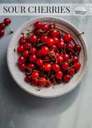 Ingredient Spotlight: Sour Cherries