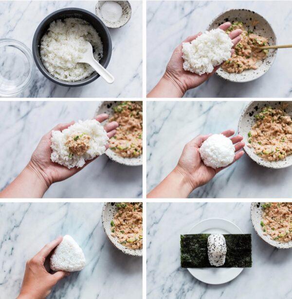 How to Make Onigiri