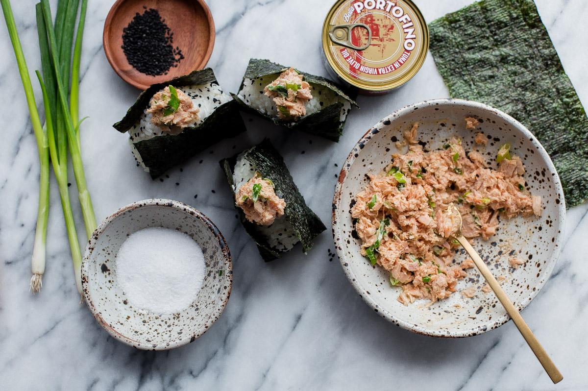 Homemade Onigiri