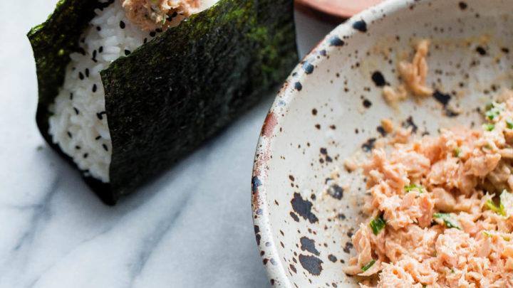 Spicy Tuna Salad Recipe Japanese