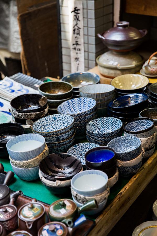 Tokyo Pottery Shop