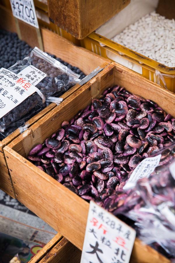 Dried Scarlett Runner Beans