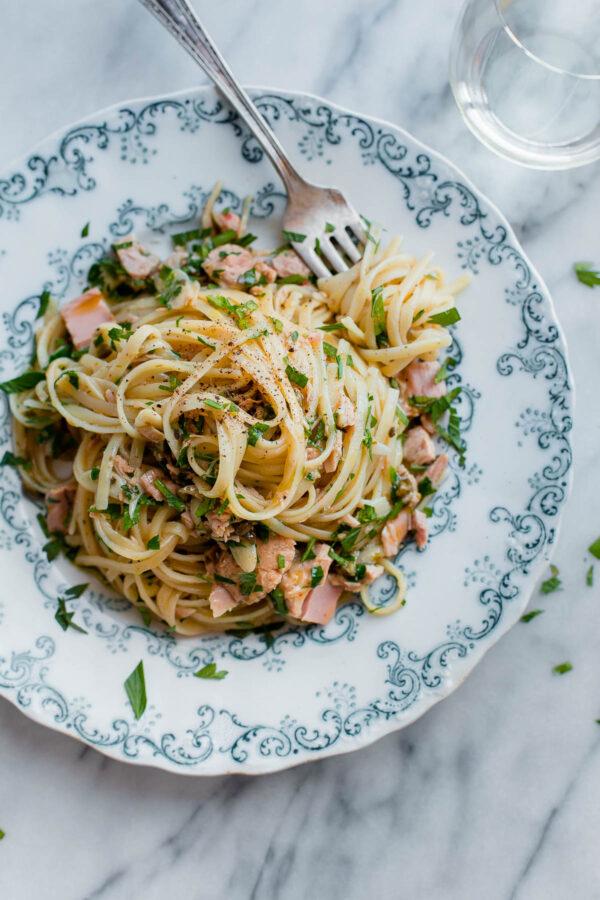 Tuna Fish Pasta