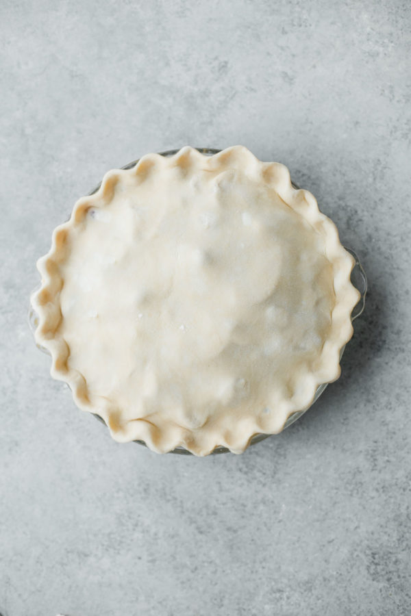How to Make An Apple Cranberry Pie