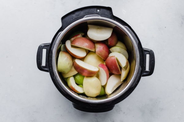 How to Make Apple Sauce In An Instant Pot