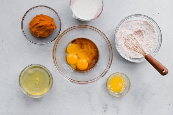 Pumpkin souffl pancakes a beautiful plate how to make fluffy pumpkin pancakes ccuart Choice Image