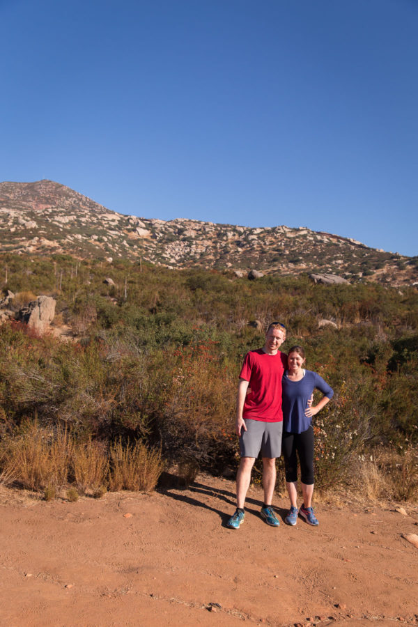 Rancho La Puerta Breakfast Hike