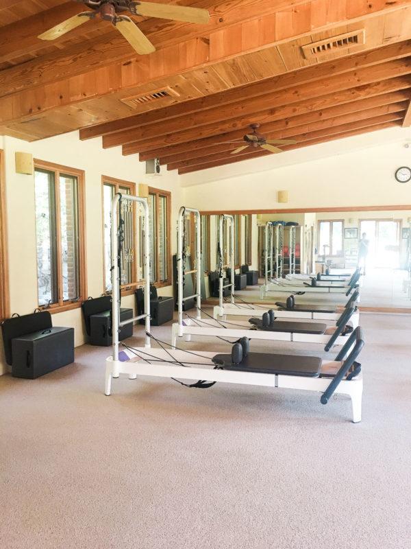 Rancho La Puerta Pilates Studio
