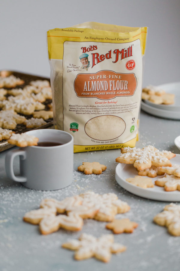 How to Make Almond Sugar Cookies