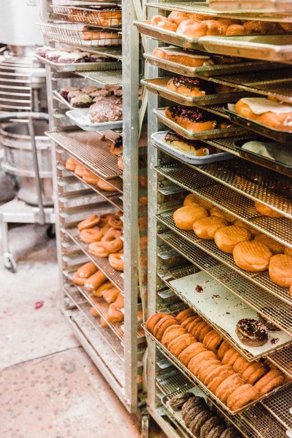 Buckeye Donuts Columbus Ohio