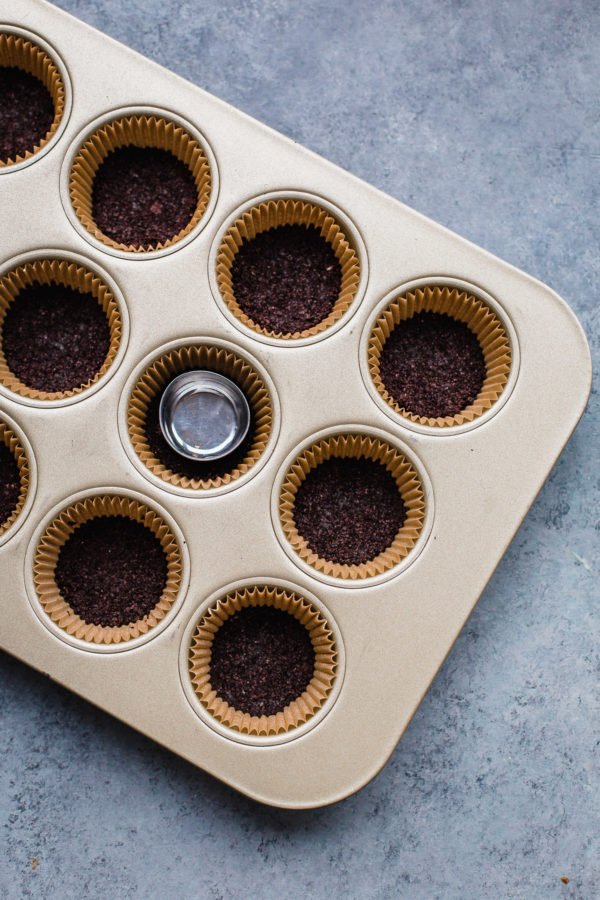 How to Make Mini Hot Cocoa Cheesecakes