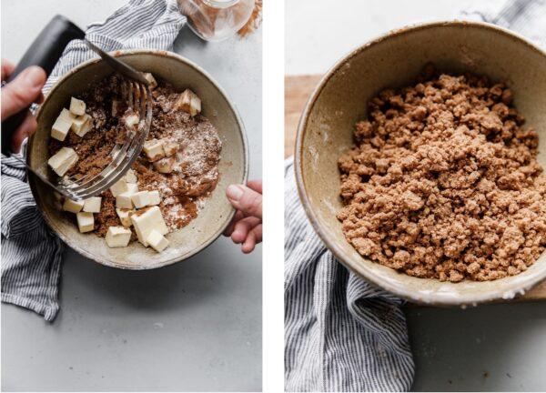 Coffee Cake Crumb Topping